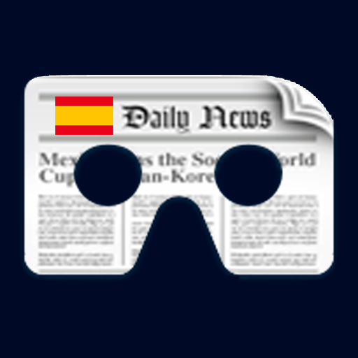 Store MVR product icon: Newspapers Spain VR